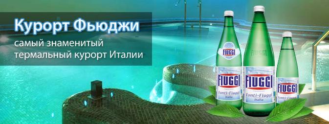Вода Фьюджи с доставкой по Москве и России